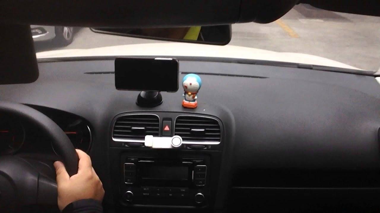 Magnetic car dashboard mobile phone mount holder 14