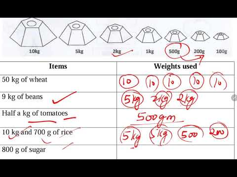 WORKSHEET / Who Is Heavier / Class-3 Maths / Extra Important Question  Answers - YouTube