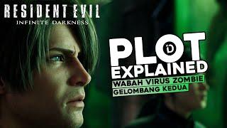 Seluruh Alur Cerita Film CGI RESIDENT EVIL INFINITE DARKNESS - Plot RE Infinite Darkness (Capcom)