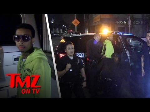 Tyga Detained, Kylie Unrestrained!   TMZ TV