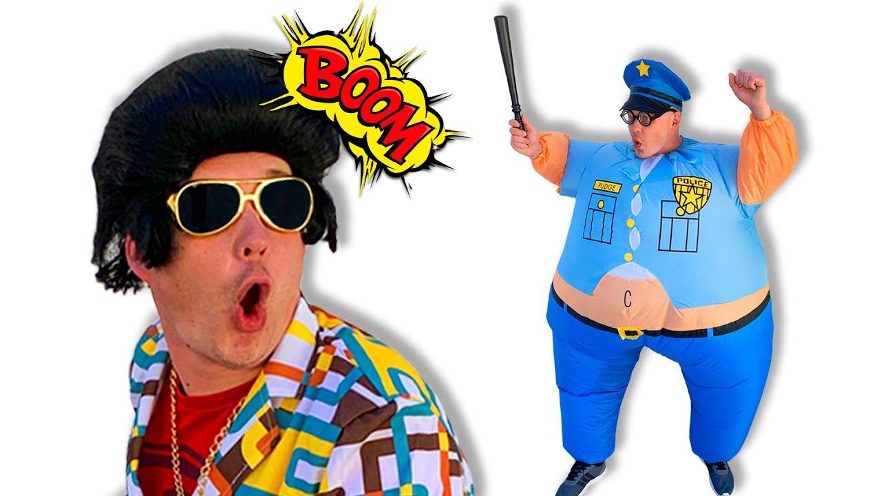 Погані водії - Уявіть, що граєте в поліцію.