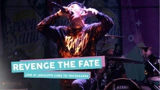 [HD] Revenge The Fate - Symphony Menuju Akhir (Live at JakCloth Goes to Yogyakarta, Mei 2017)
