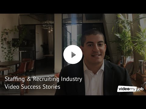 Staffing & Recruiting Industry Video Success Stories