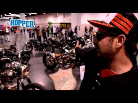 Hopper Mag: Easyriders Show 1st Place Yaniv Evan 2014