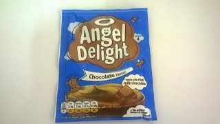 we make chocolate angel delight in only 5 minutes
