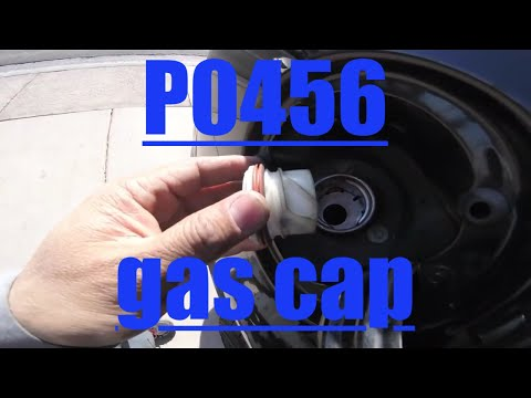P0456 Broken Gas Cap Not Sealing '06-'10 Ford Explorer