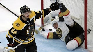 NHL Highlights | Golden Knights vs Bruins – Jan. 21, 2020