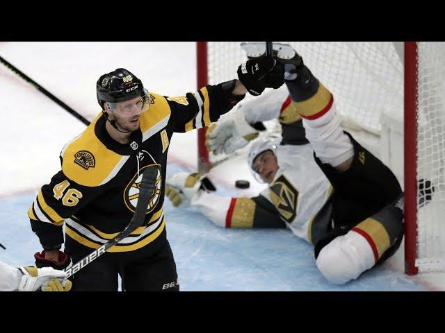 NHL Highlights | Golden Knights vs Bruins – Jan. 21, 2020