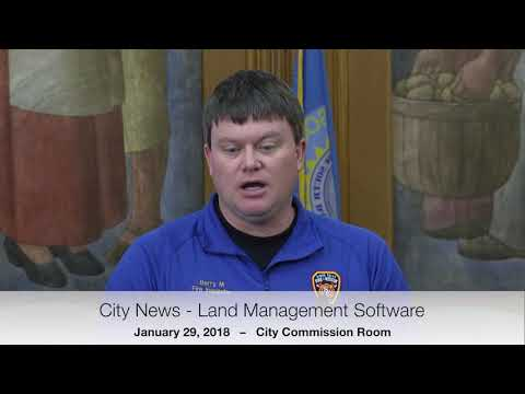 2018 01 29   City News   New Land Management Software Increases Efficiencies