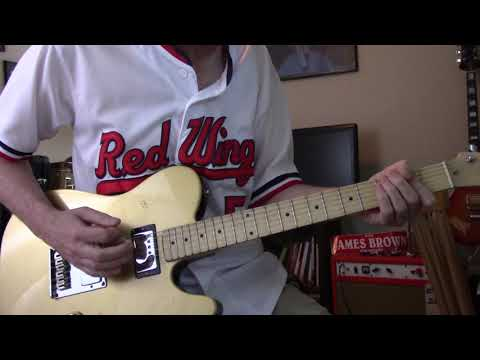 Long Cool Woman in a Black Dress (Guitar #2) - The Hollies