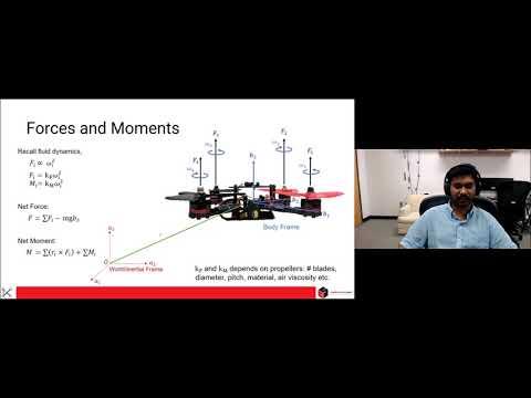 Lecture 4: Quadrotor Dynamics