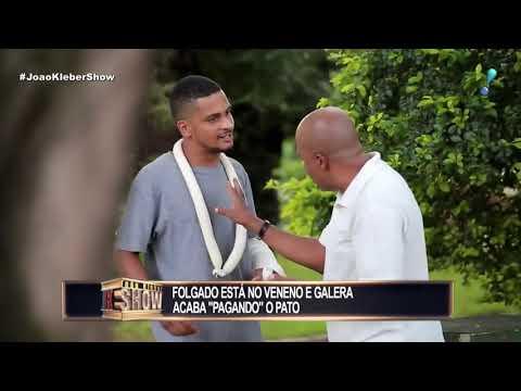 TV Pegadinha João Kleber Show - Derrubando Comida RedeTV - 07042019