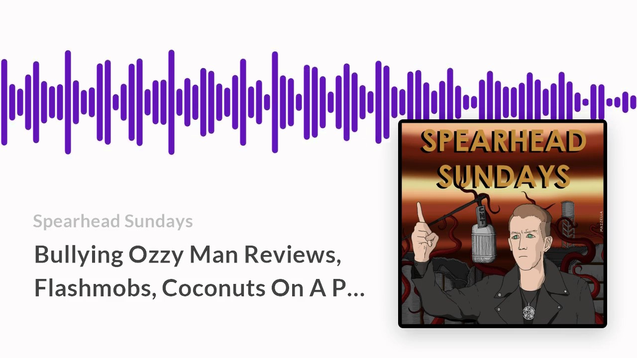 Bullying Ozzy Man Reviews Flashmobs Coconuts On A Plane  : maxresdefault from www.youtube.com size 1280 x 720 jpeg 119kB