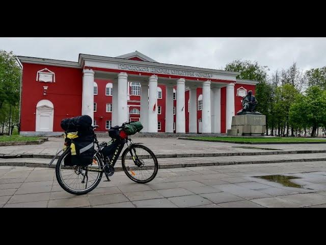 Велопутешествие по Беларуси . #1 Столица Радимичей