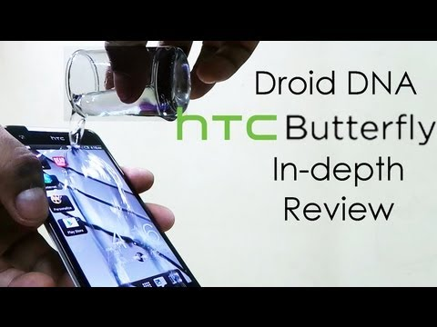 HTC Butterfly / Droid DNA Full Review - Cursed4Eva.com