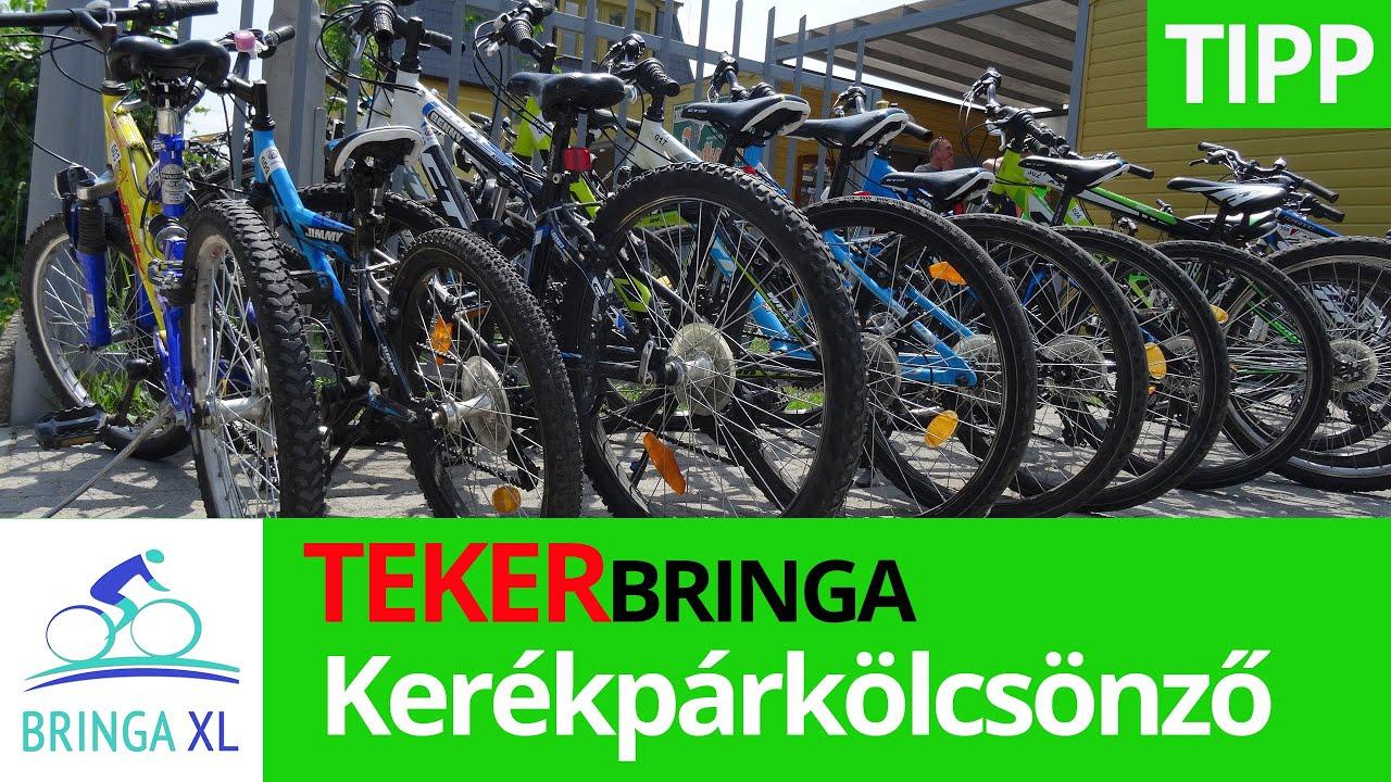 TekerBringa kölcsönző és Vadkacsa pihenő - YouTube fd9407df4c