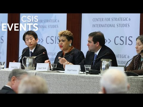 Panel 1: U.S.-Japan Development Summit