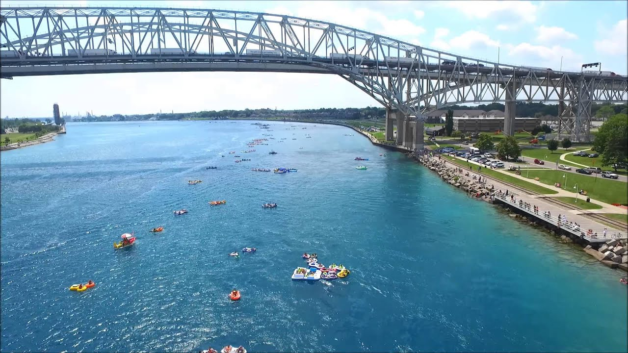 port huron See who's going to blue water fest 2019 in port huron, mi the blue water fest in port huron, michigan, is a land and lake celebration during the port huron tradition of boat week.
