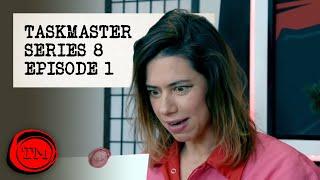 Taskmaster - Series 8, Episode 1 | Full Episode |