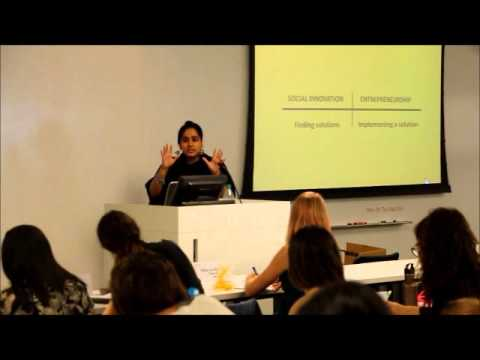 Social Innovation Using Human Centered Design