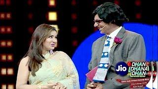Jio Dhan Dhana Dhan sunil grover with wife shilpa shinde Ep 1