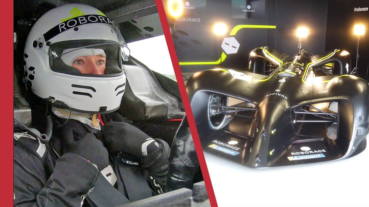 Driving Racing Car >> The Self Driving Race Car