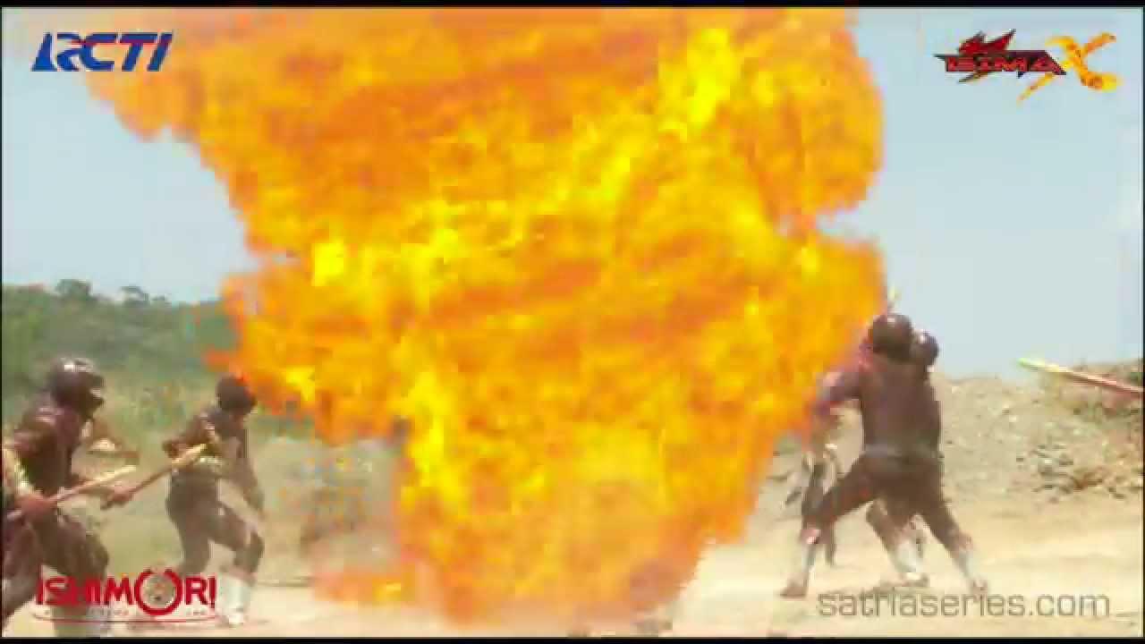 Flame Storm United Satria Garuda Bima Youtube Gambar Mewarnai Robot