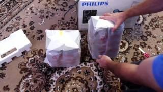 португалія. Розпакування PHILIPS FX15 /12