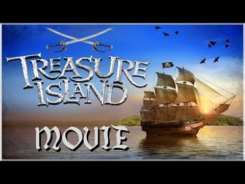 «TREASURE ISLAND» — Full Movie / Adventure, Family / Movies In English