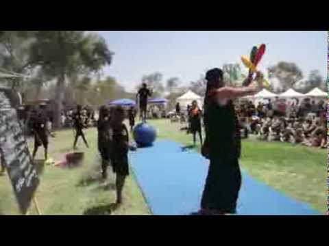 Ninja Circus Show