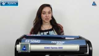 видео Бензиновый генератор SDMO PERFORM 5500 T XL