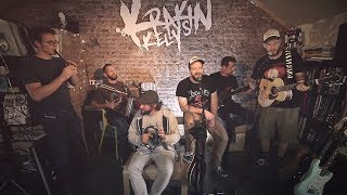 Celtic punk - Krakin Kellys - Come and get some (Acoustic session)