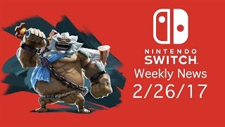 Switch Weekly News - 2/26/17