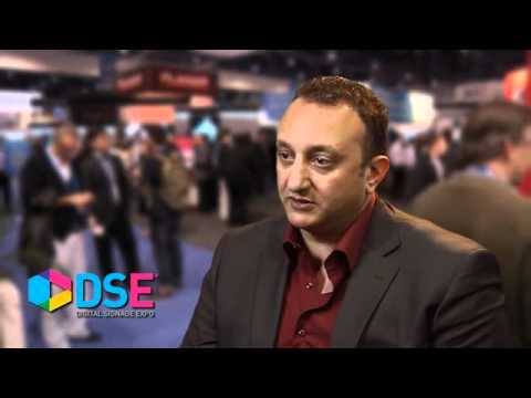Ahmed El Ridi of Advanced Interactive Media Solutions, UAE at DSE 2012