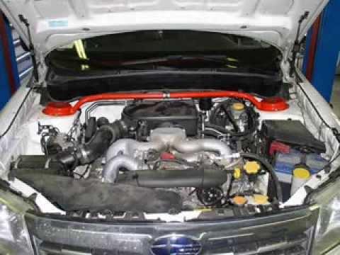 Распорка стоек Subaru Forester c 2008 г