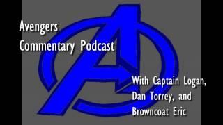 Marvel's Avengers Commentary Podcast