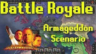 Hearts of iron 4 | Battle Royale with HOI2 Armageddon Scenario Mod