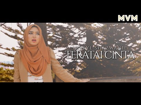 Sheryl Shazwanie - Teratai Cinta (Official Lyrics Video)