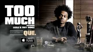 Play Too Much (feat. Lizzle & Trey Songz)
