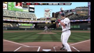 MLB 12 The Show Gameplay: Minnesota Twins vs. Anaheim Angels