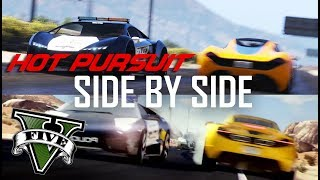 Need For Speed Hot Pursuit 2010 Trailer Recreated in GTA 5 Side-by-side Comparison!