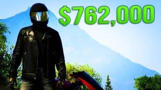 $762,000 BUSINESS SALE - Full Motorcycle Club Coke Business! (GTA 5)