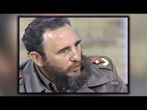 Fidel Castro's 'most difficult interview'