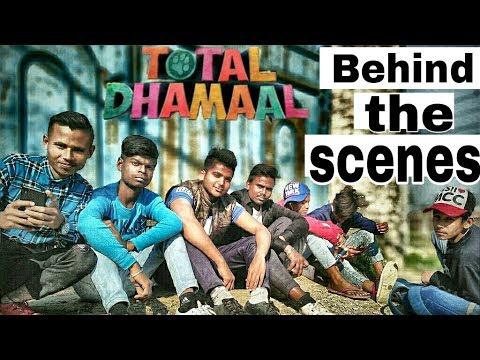 Total Dhamaal [behind The Scenes ][funny Video's ][ 2in 1vines] Paagal You Tubers. Baklol Videos