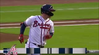Joc Pederson CRUSHES his first Braves homer - 7/17/21