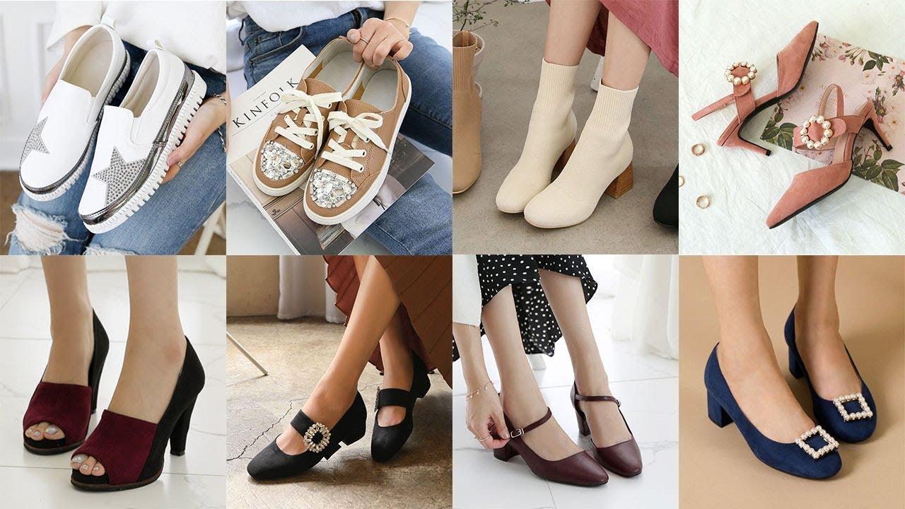 10 Mẫu Giày Nữ Phái Đẹp Nhất Định Phải Có ** 10 Shoes Every Girl Need to Have