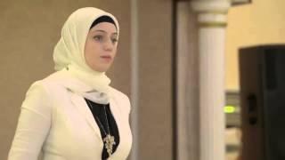 russian muslim girl nice sound