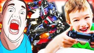 Beatboxer vs Voice Changer vs Creepy Little Kid