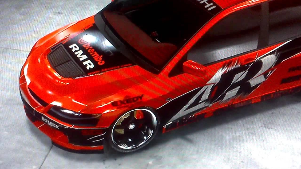 Midnight Club La Sean S Mitsubishi Evolution Ix Fast And Furious