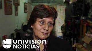 Olvidados del 85: viven en un laberinto de láminas 32 años después del terremoto en México